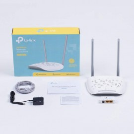 Modem Router ADSL2+ Wireless N 300Mbps